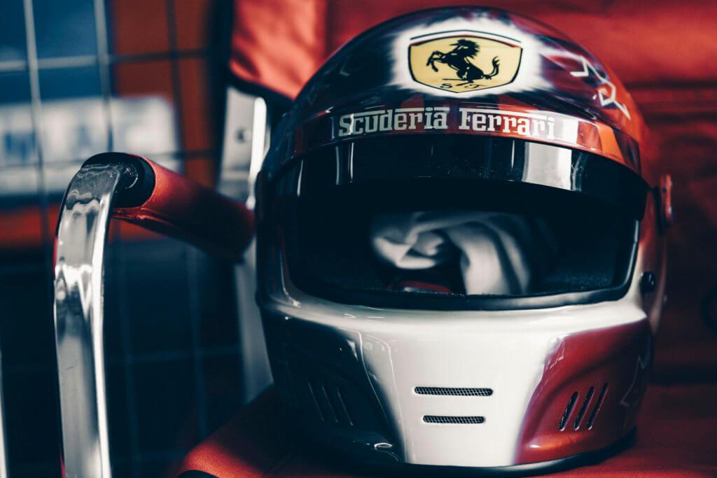 Eventfotografie Ferrari Challenge Lausitzring